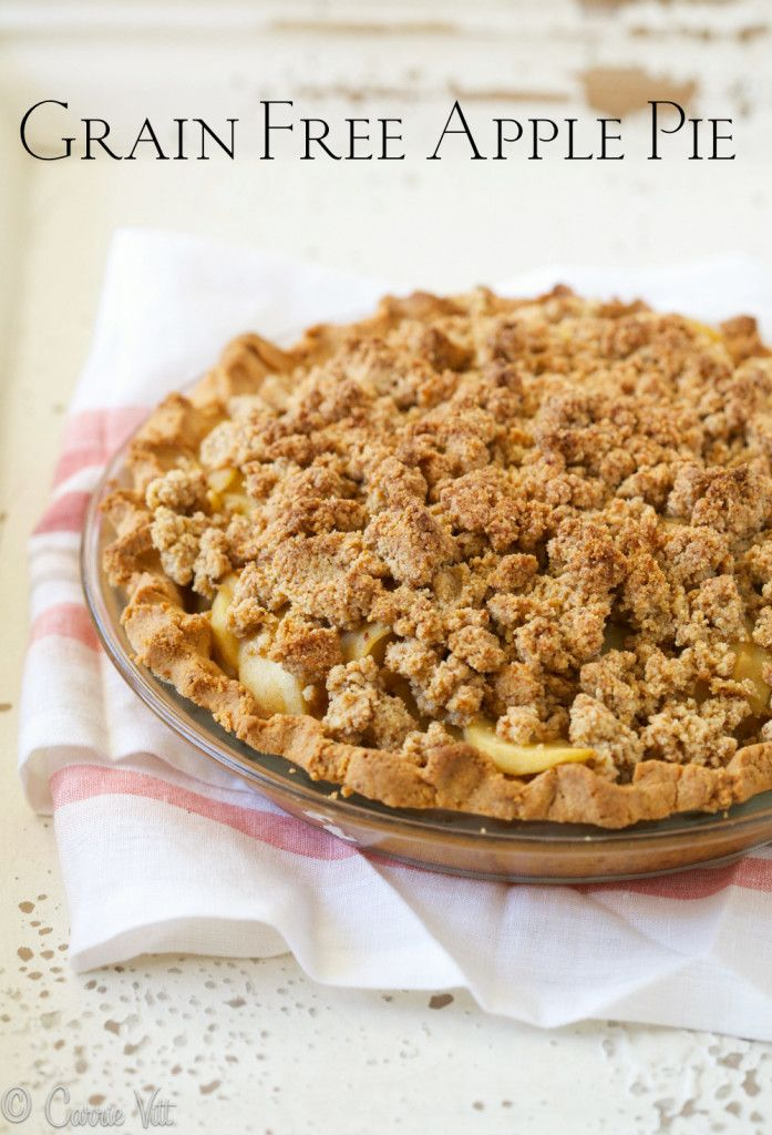My favorite apple pie delivers a flaky crust, soft sweet cinnamon-wrapped apples and a lovely crunchy topping with just a touch of sea salt to balance out the sweetness.