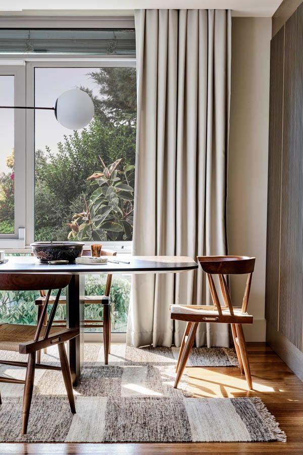 Block Flatweave Wool Rug Dining Room Rug Blue Grey Rug Cool Rugs