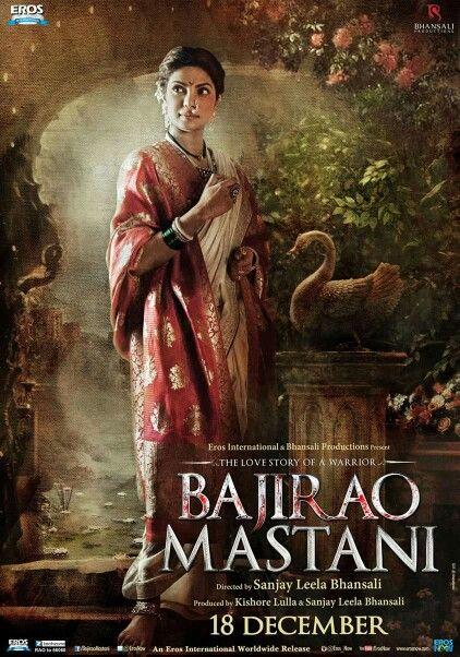 Bajirao Mastani Hindi Film, indian Film. Priyanka Chopra