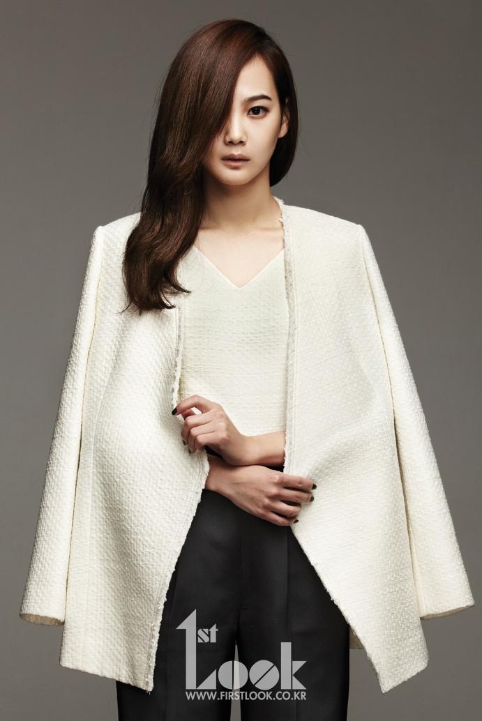 Yoon Seung Ah 1st Look