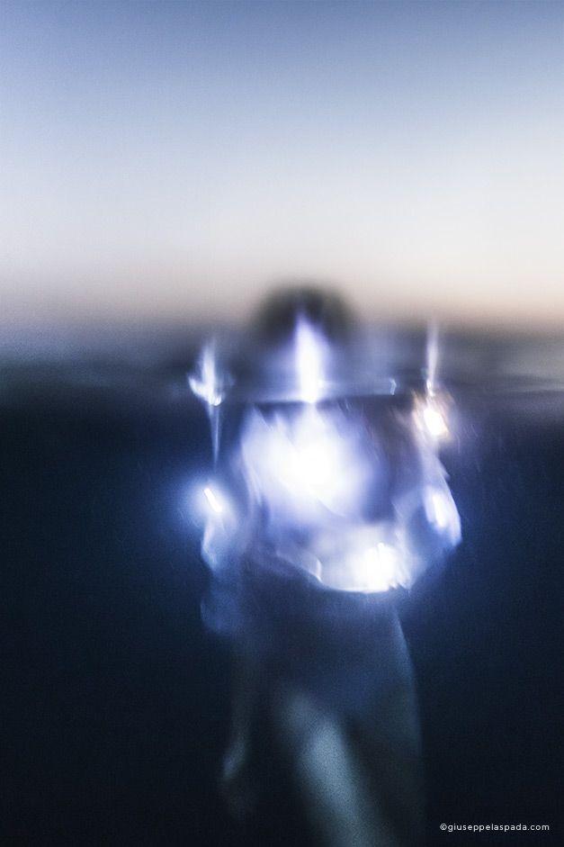 #giuseppelaspada #tramonto #acqua #mare #modella #sperimentazione #luce #sunset #sea #water #model #underwater #light
