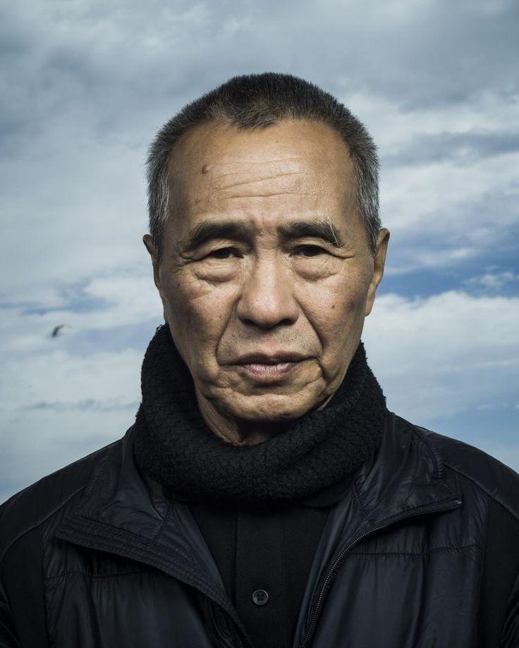 Hou Hsiao Hsien. (Photo Frédéric Stucin.)