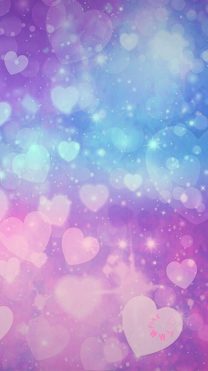 Androidwallpaper Iphonewallpaper Wallpaper Galaxy Sparkle Glitter Lockscreen Pretty Grunge Cute Girly Pattern Art Colorful Pastel Hearts