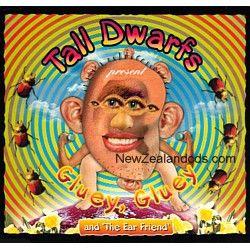 TALL DWARFS - Gluey, Gluey And 'The Ear Friend'