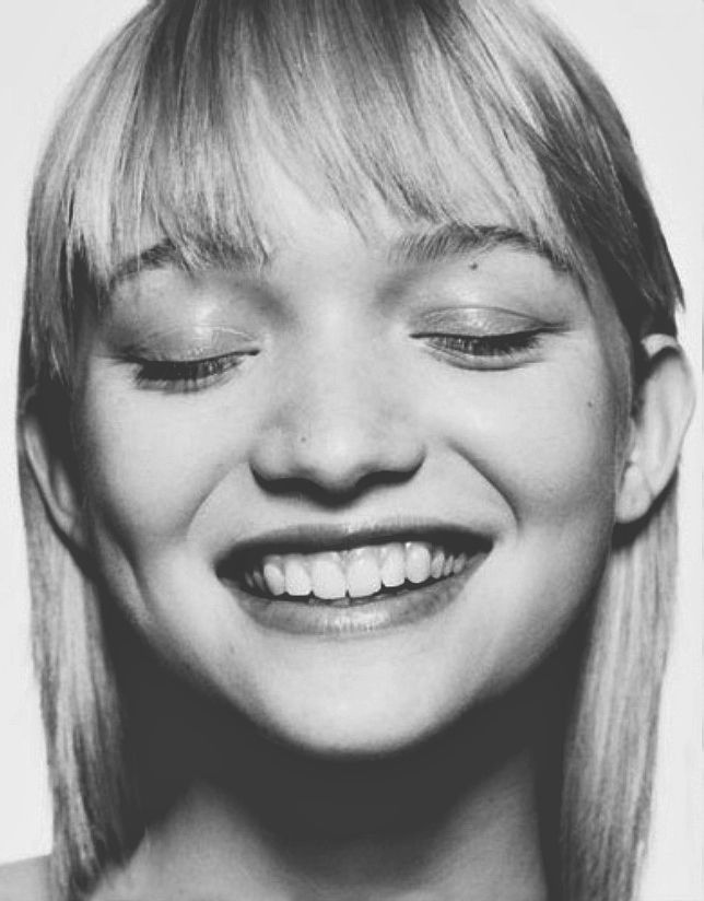Gemma Ward photographed by Steven Chee