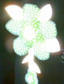 reflector at work