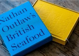 Limited edition of Nathan Outlaw's British Seafood