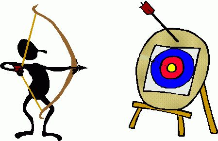 Article on my blog called 'Missing a target can mean achieving a whole lot more...' - RichLord.co.uk