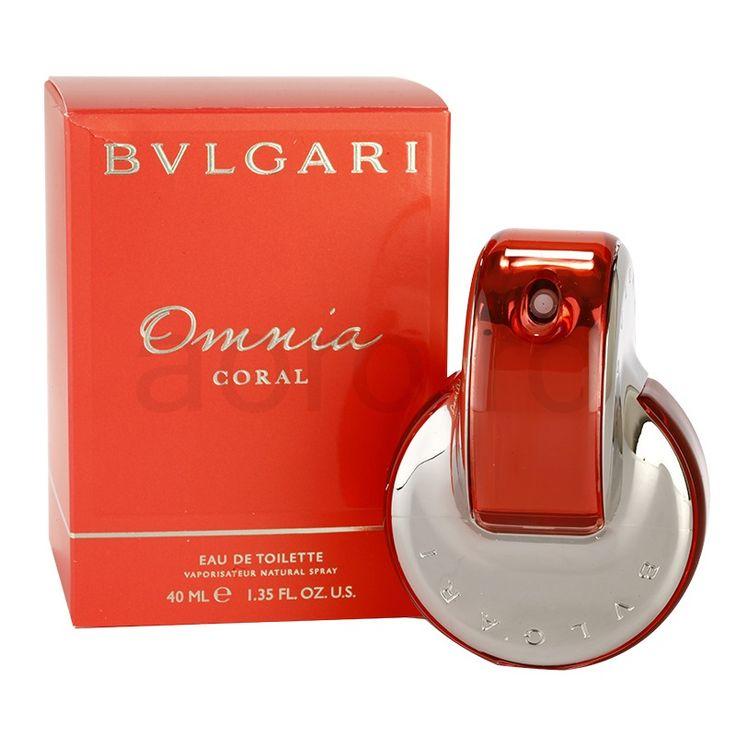 Bvlgari Omnia Coral Eau de Toilette pentru femei