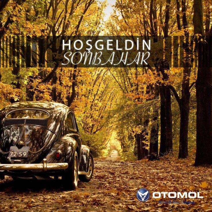 Bugün Sonbahar'ın ilk günü    Araba sıcaklığına en çok ihtiyac duyduğunuz sonbahar aylarında otomol.com'u ziyaret etmeyi unutmayın !  #otomol #sonbahar #autumn #araba