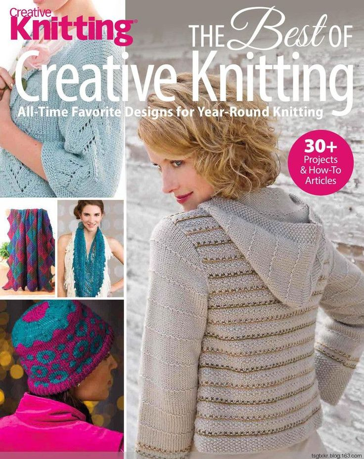 The Best of Creative Knitting October 2017 - 轻描淡写 - 轻描淡写