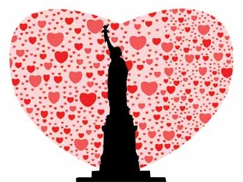 valentine new york city