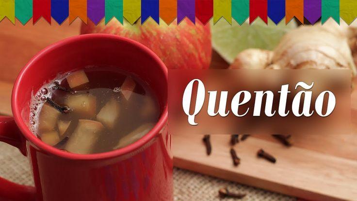 Como fazer Quentão (sem álcool e com frutas) - Especial Festa Junina!