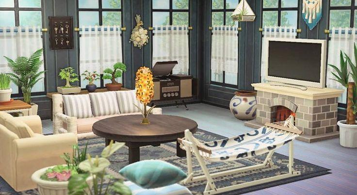 "new horizons island designs on Instagram: ""living room ..."
