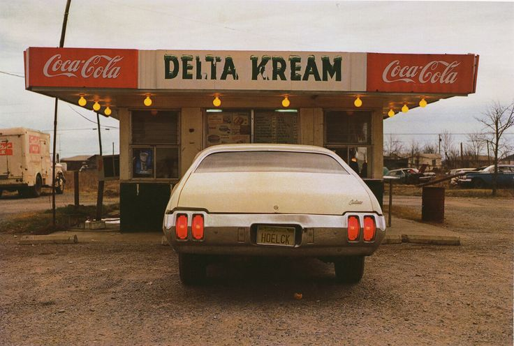 William Eggleston; La perfección de lo banal
