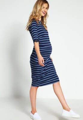 Köp mint&berry mom Jerseyklänning - light blue för 399,00 kr (2016-12-10) fraktfritt på Zalando.se