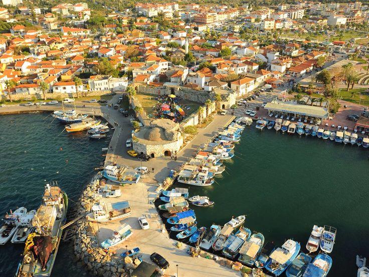 Seferihisar Sığacık Izmir Turkey