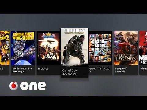 Cloud Gaming: las próximas consolas de videojuegos nos esperan en la nube : One – Vodafone