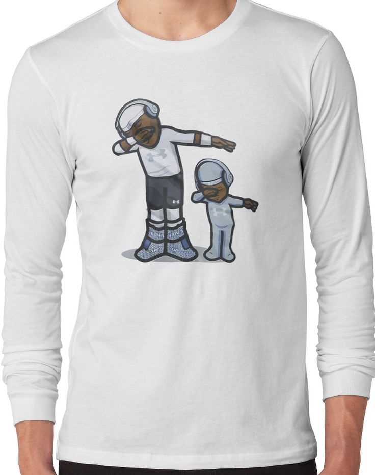 Cam Newton DAB son Long Sleeve