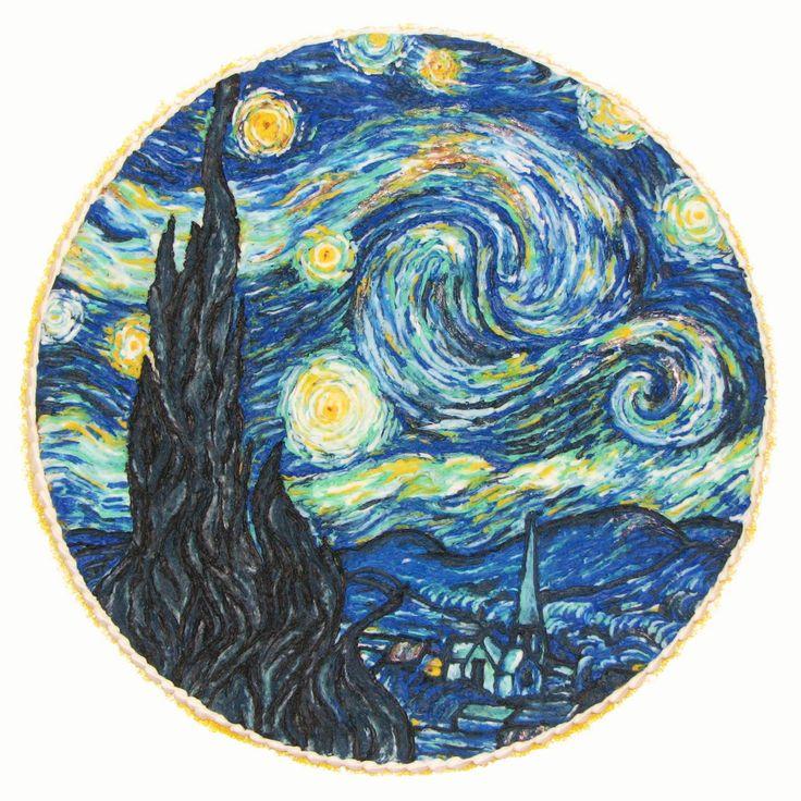starry night tattoo - Google Search