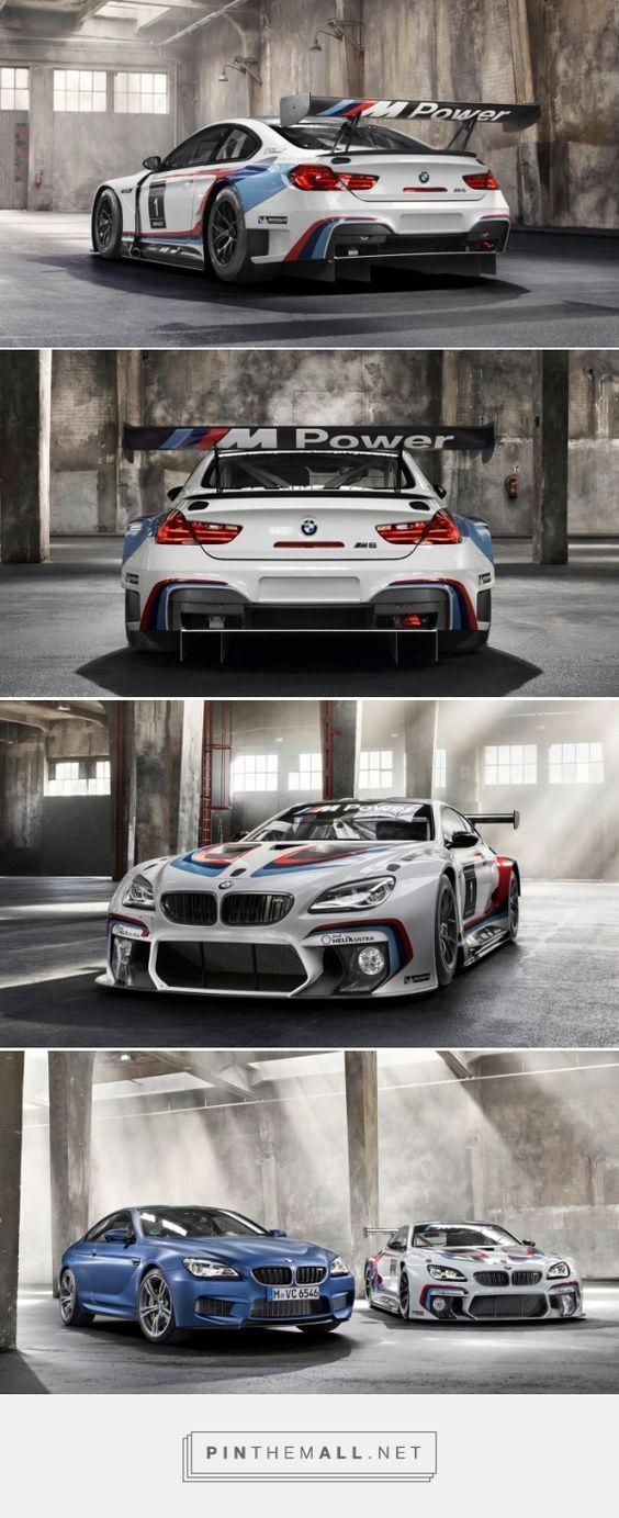 Best Sports Cars : Illustration Description BMW M6 GT3