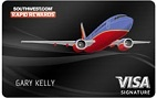 Southwest Airlines® Rapid Rewards® Premier Credit Card - The Southwest Airlines Rapid Rewards Credit Card is offering up a great bonus that can get you 2 roundtrip flights. On top of that it's a great overall airline miles card.  http://freefrombroke.com/southwest-airlines-rapid-rewards-premier-credit-card-review/