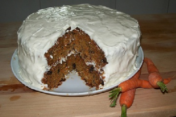 carrot cake with lime mascarpone icing more carrot cakes traditional ...