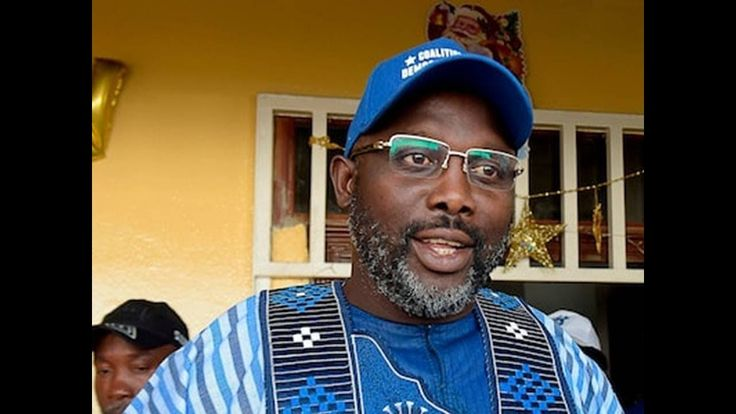 Liberia: George Weah, Africa's first World footballer of the year, now s...