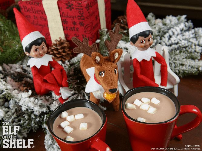 Elf on the Shelf Ideas | More Marshmallows Please | The Elf on the Shelf®