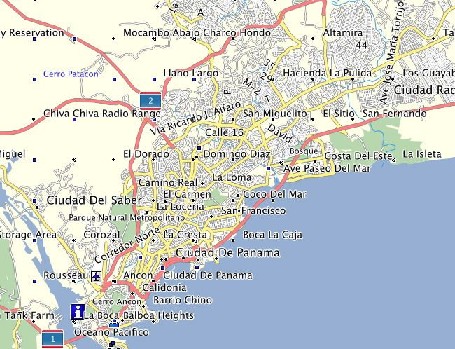 10 best Central America GPS Map Garmin images on Pinterest Central