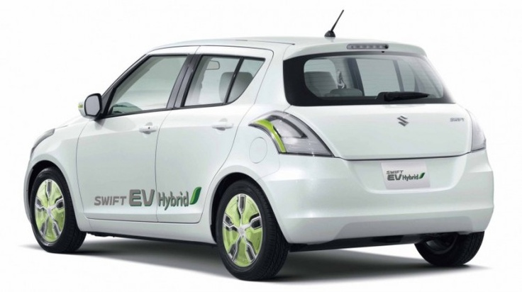 Suzuki EV Hybrid... Will only be launched in the US in 2013.  Once this baby is in South Africa, it's mine!  Absolutely adore everything about this witty and sporty little car... especially the fact that it is eco friendly! :*)