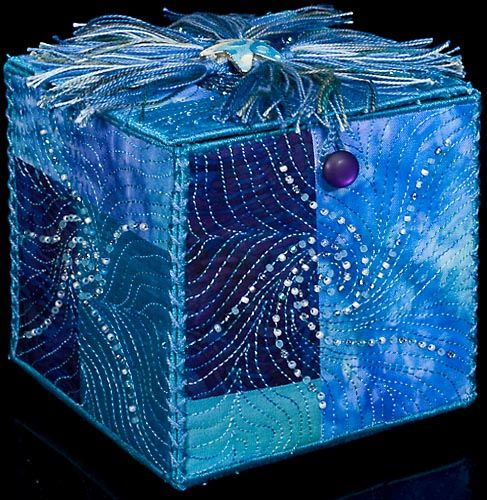 Treasure Box IV by Larkin Jean Van Horn