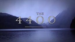 The 4400...no longer on but was a GREAT show.  Wish they hadn't left us with a cliffhanger.