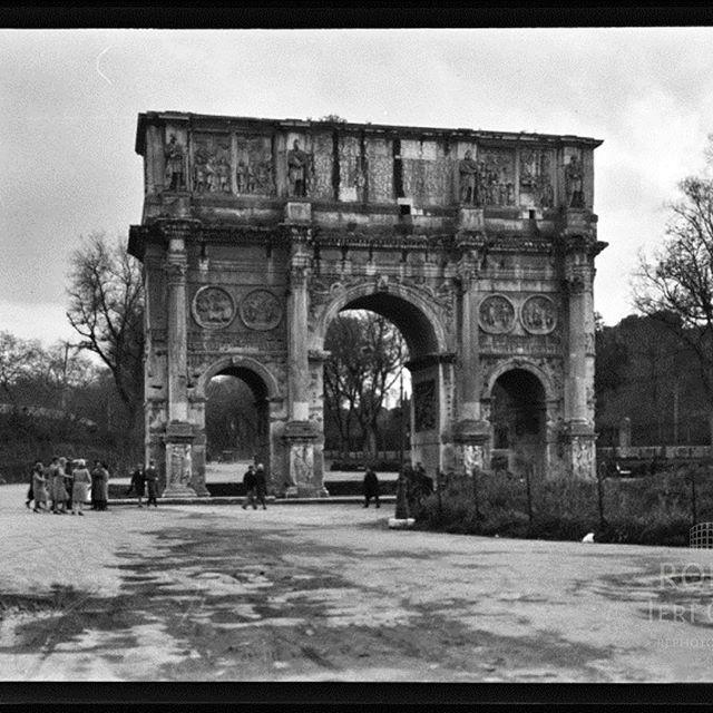 Arco di Costantino (Zinggeler, 1930)