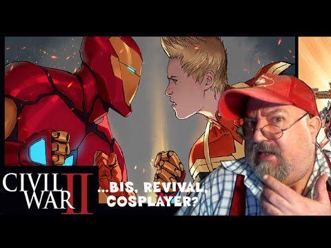 Civil War II (Bis, Revival, Cosplayer?)