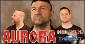 Pénteken indul az év a Diamondban - Aurora Kazincbarcikán!