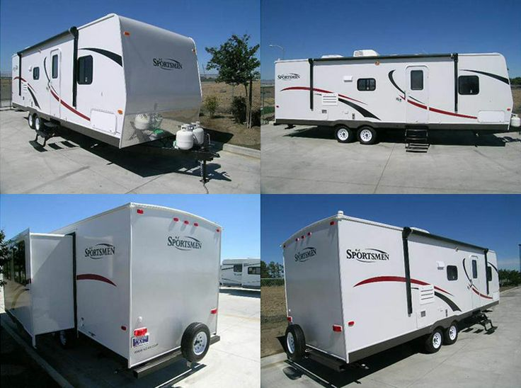 Get most affordable deal for Used 2011 #Kz Sportsmen 290kb #Travel_trailer by Toscano RV Center in Los Banos, CA, USA for $22995 at UsedRvsUSA.Com