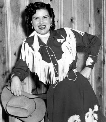 the one, the only: patsy cline.