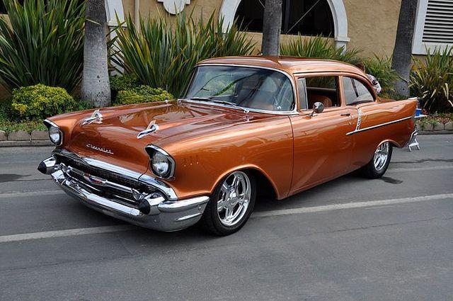 1957 Chevy Custom Street Rod