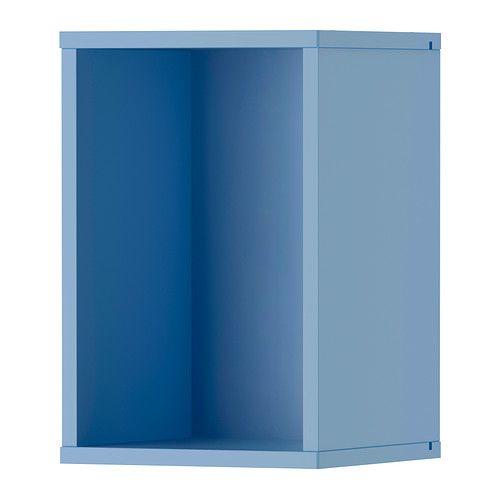 FÖRHÖJA Väggskåp, ljusblå ljusblå 20x30 cm
