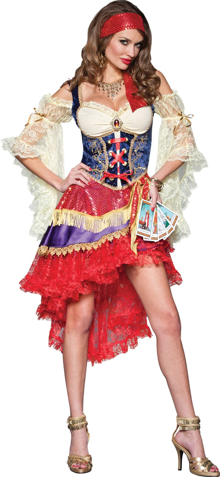 1000 Ideas About Fortune Teller Costume On Pinterest