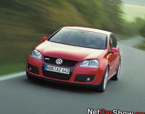 Golf GTI Volkswagen model - http://autotras.com