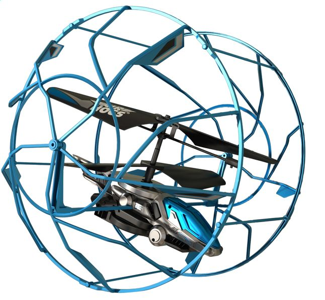 Afbeelding van Air Hogs helikopter RC Roller Copter blauw from DreamLand