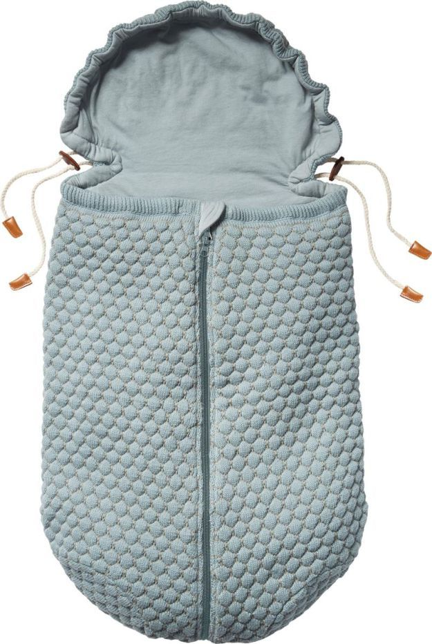 Footmuff or nest in organic cotton for your stroller from the Joolz Nursery Essentials collection. @theglammummy