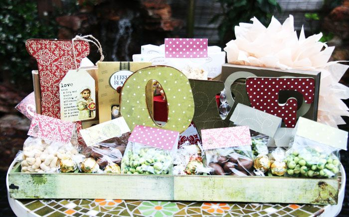 Wedding Gift Hampers Dubai : engagement wedding bliss ferrari diy gifts gift ideas wedding ...
