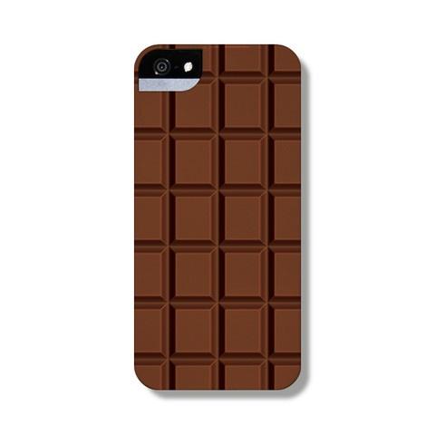 My own block of chocolate.