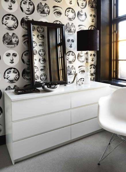 Best Piero Fornasetti Images On Pinterest Painting - Piero fornasetti wallpaper designs