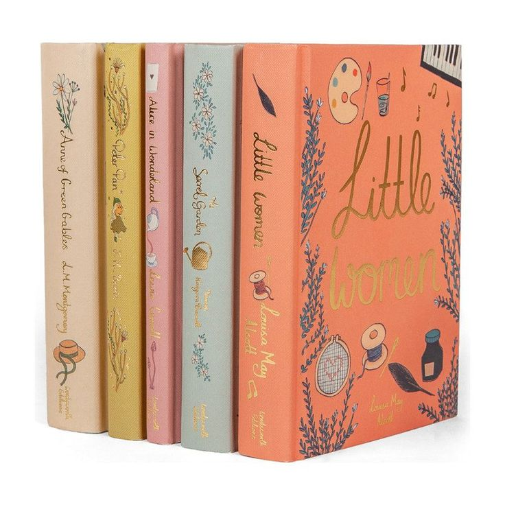 Wordsworth Children S Classics Pastels Play Learning Books Maisonette Books Classic Books Book Aesthetic