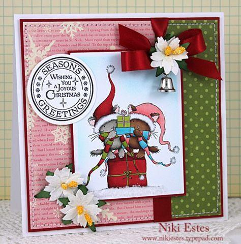 My Paper Creations: Season's Greetings lotv