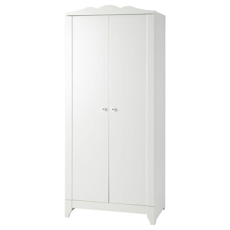 hensvik wardrobe white wardrobes and ikea. Black Bedroom Furniture Sets. Home Design Ideas
